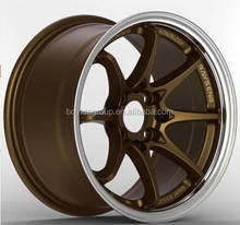 Bronze replica rays ce 28 car aluminum wheel