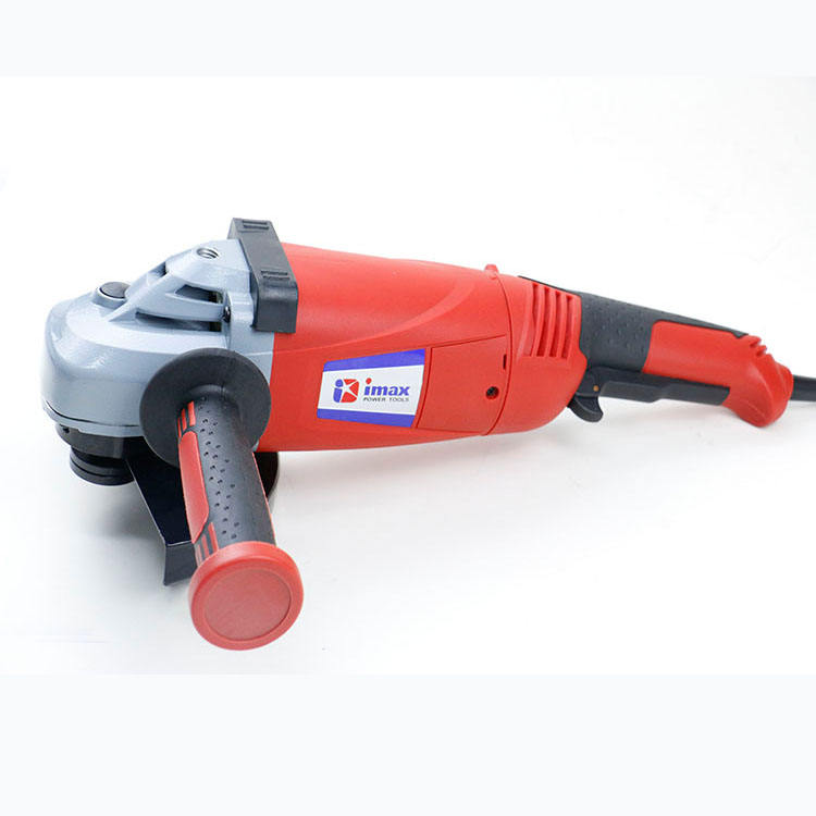 Professional 1800W 180mm High Quality Power Tools Industry using Electric Angle Grinder