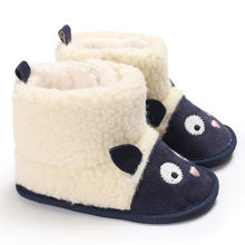 Wholesale Cheap Colored Cotton Newborn Baby Booties Baby Shoes
