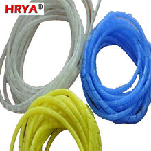 pe spiral wire wrapping band spirale cable protector spirale wrapping band