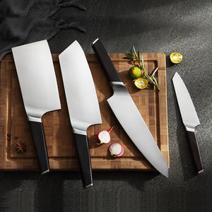 4 pcs high quality German stainless steel kitchen knife set