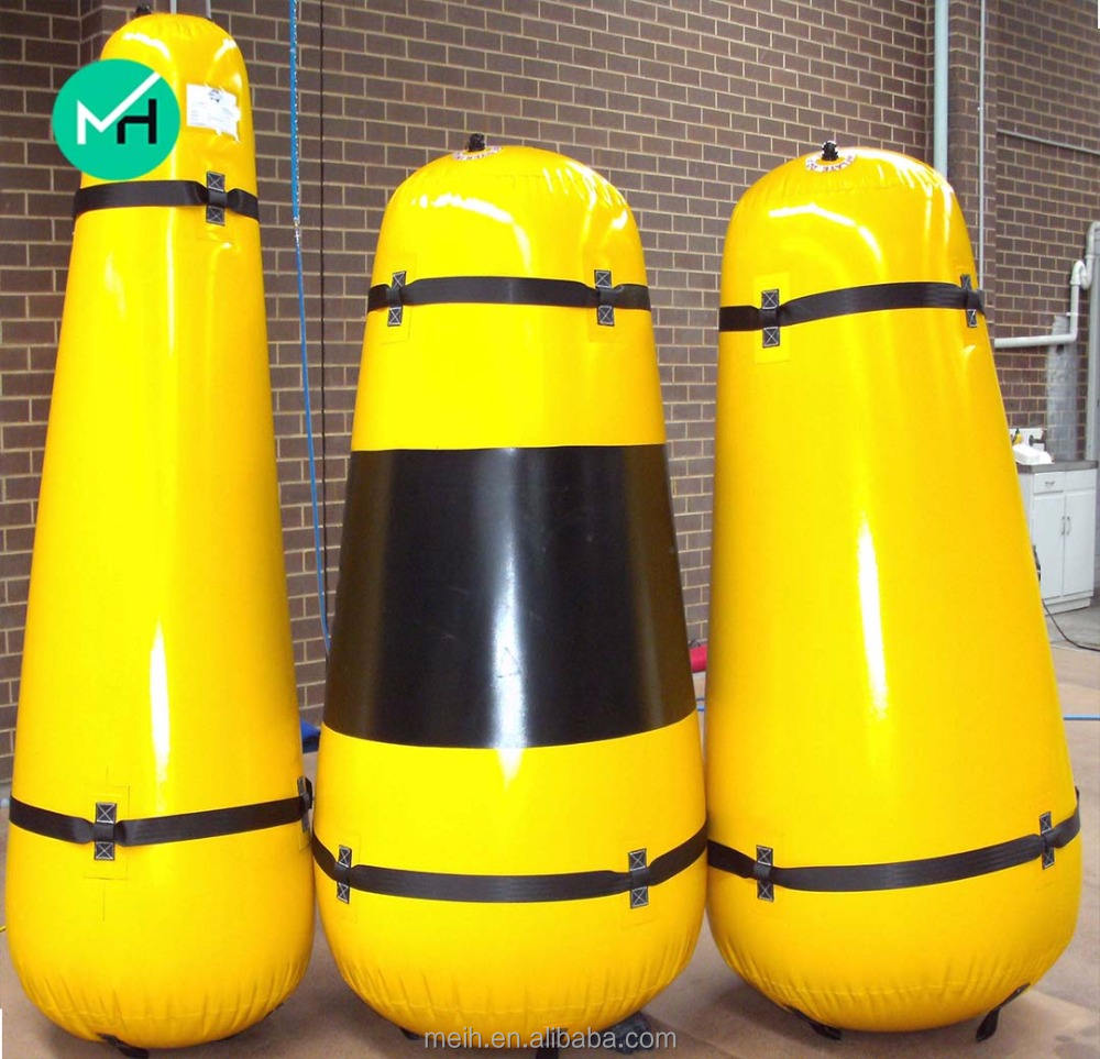 professional supplier Customize giant cheap water floating inflatable marker buoy for sale