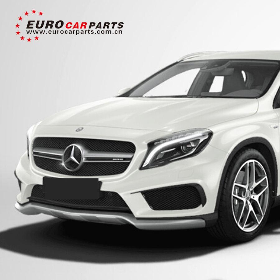 New Genuine Mercedes-Benz Trim Bumper 1568850725 OEM