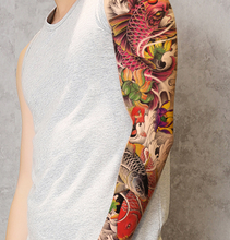 Waterproof Temporary Tattoo Sticker full arm large size old school cool girl tattoo sleeve flash tattoos for men women