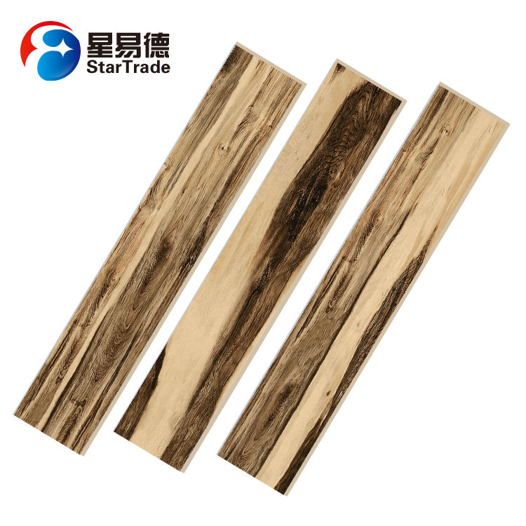 high quality timber wood look porcelain tiles