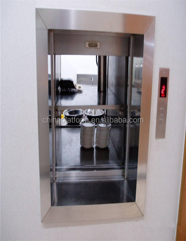 CE approved dumbwaiter elevator restaurant dumb waiter residential kitchen food lift price