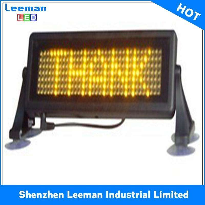 Top mini lichter led taxidachwerbeschild