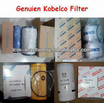 1pc New Air conditioning expansion valve For Kobelco SK140-2-3-5-6-7-8 Excavator