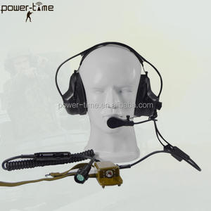 Classical Noise Canceling Military Tactical H-251A/U Headset PTE-787