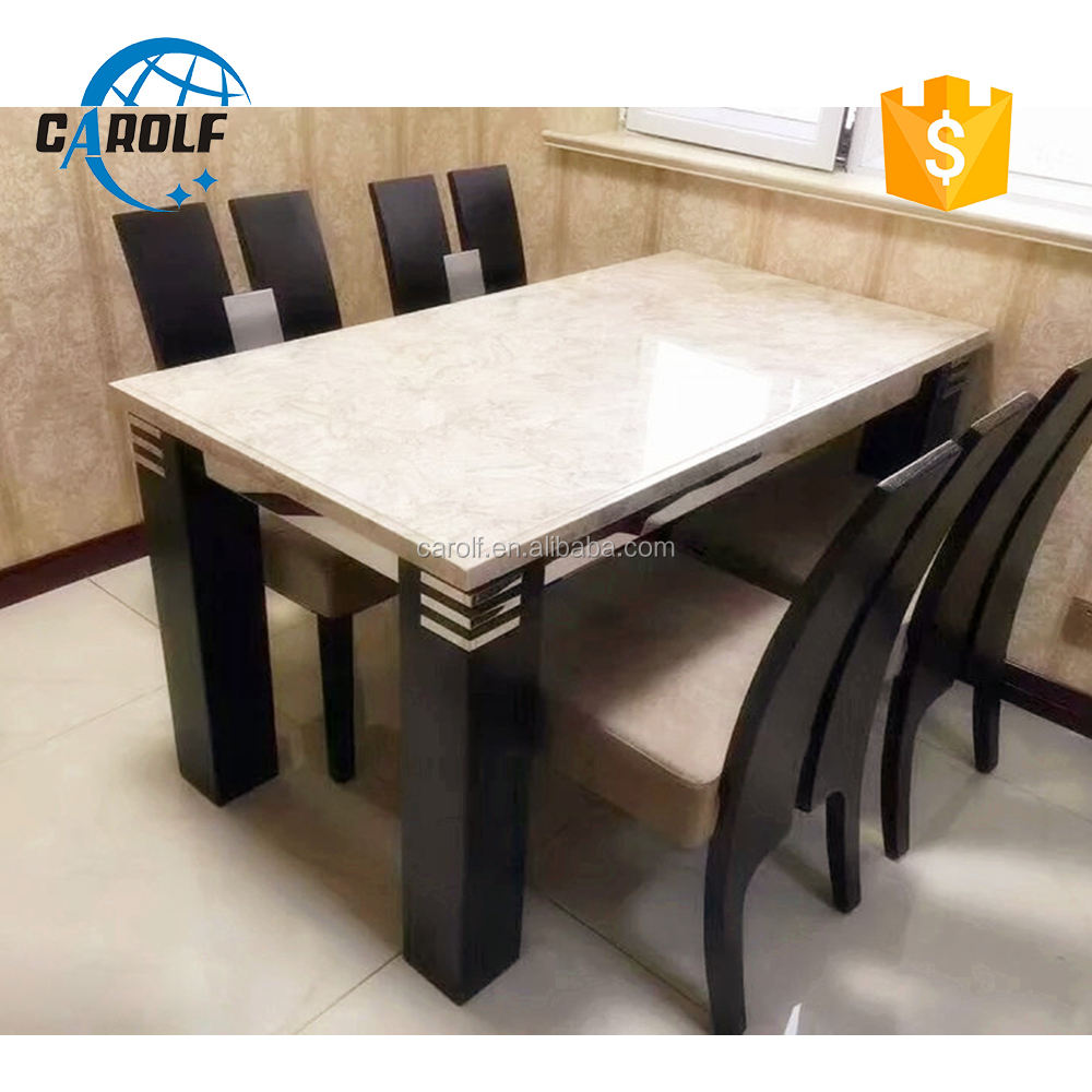 dining room suites dining table set wooden 6 seater