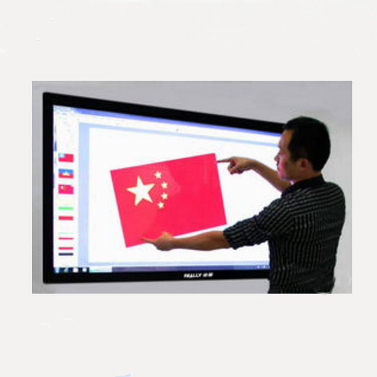 High end E Board 55 65 75 84 86 inch touch screen interactieve multi touch flat panel displays LED LCD touch screen