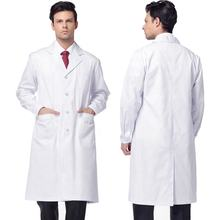 Hospital Uniform Professional Doctor Wear Hi Vis Medical White Lab Coat