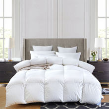 Premium domestic finest feather Down comforter duvet Poland from white mother goose down 95%