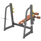 Dhz Fitness Gym Building Equipment Exercise Decline Bench Press For Indoor Use