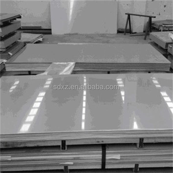 4x8 logam 0.5mm tebal 316 stainless steel plate