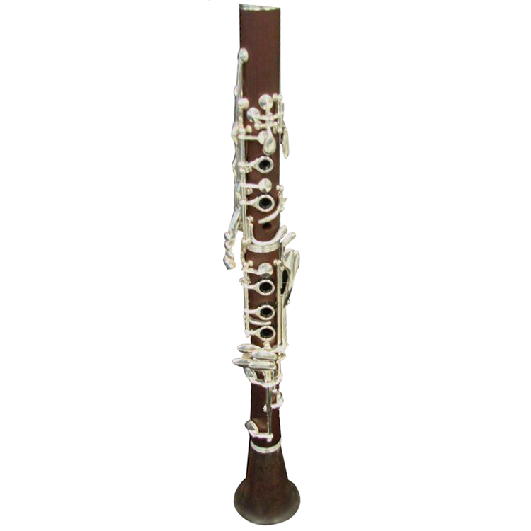 BB TONE 18 คีย์ Rosewood Clarinet Silver Plated Clarinet