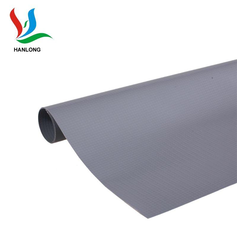 PVC kaplı branda kumaş Havalandırma için/hava kanalları