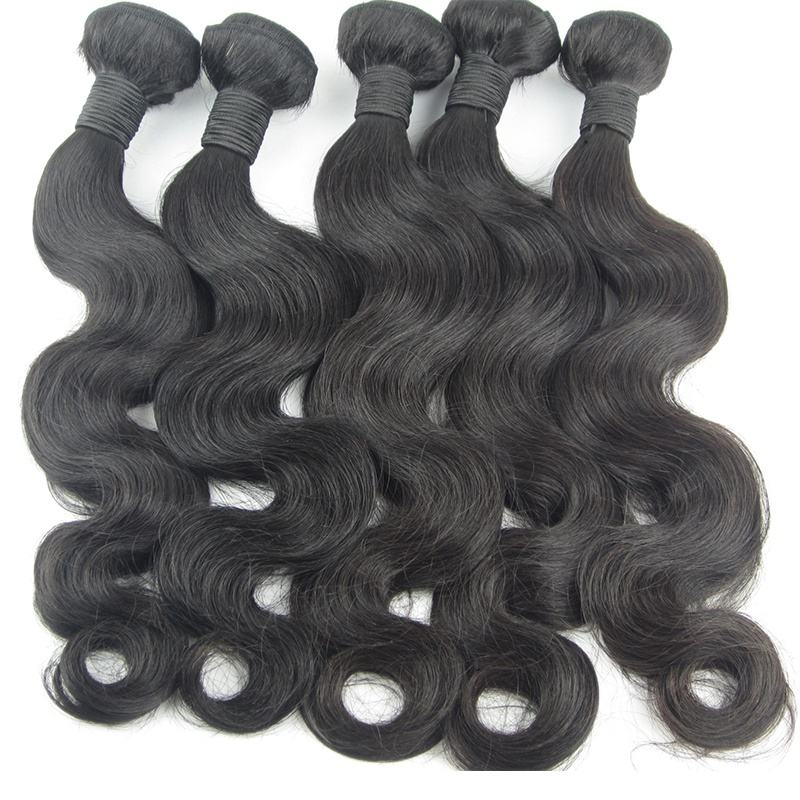 Wholesale Hair Weave 10A Raw Virgin Full Cuticle Aligned Hair