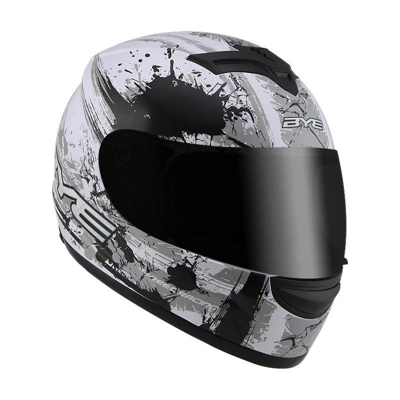 Wholesale custom personality cool full face full covered motorcycle safety helmet