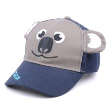 New style embroidery animal face baseball cap and hat