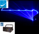 DMX512 LED Light RGB Laser Scanner DJ Disco Stage Lighting Effect Laser Projector Show Light for Festival Bar Club KM002RGB