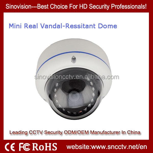 2014 nouvelle mini <span class=keywords><strong>SONY</strong></span> Effio - <span class=keywords><strong>E</strong></span> 700TVL HD antivandalisme IR Dome CCTV caméra de sécurité