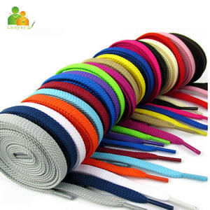 Wholesale custom sublimation printed shoelaces, custom design shoe laces with competitive price and best quality