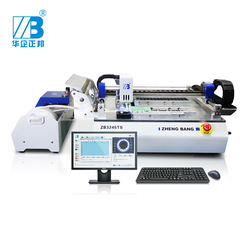 Full Automatic SMT Pick and Place Machine With Camera /LED Desktop Pick And Place Machine