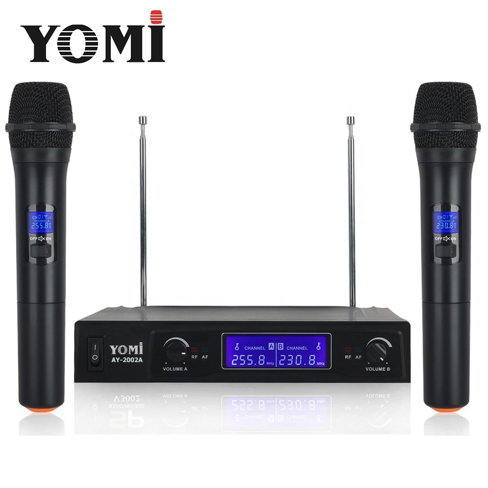 China manufacturer VHF professional wireless microphone karaoke&teaching microphone