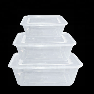 Biodegradable disposable salad bowl/Take away plastic