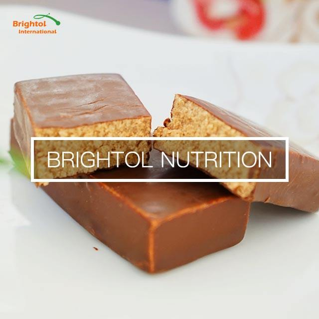 Nutrisi Tinggi Chocolate Protein Bar