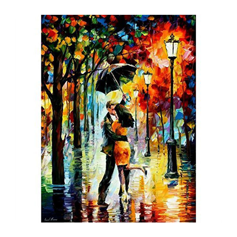 5D DIY Full Drill Square Diamond Painting Canvas