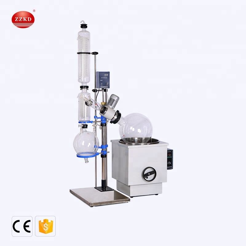 RE-5002 50L Essential Oil Distillation Rotator Evaporator