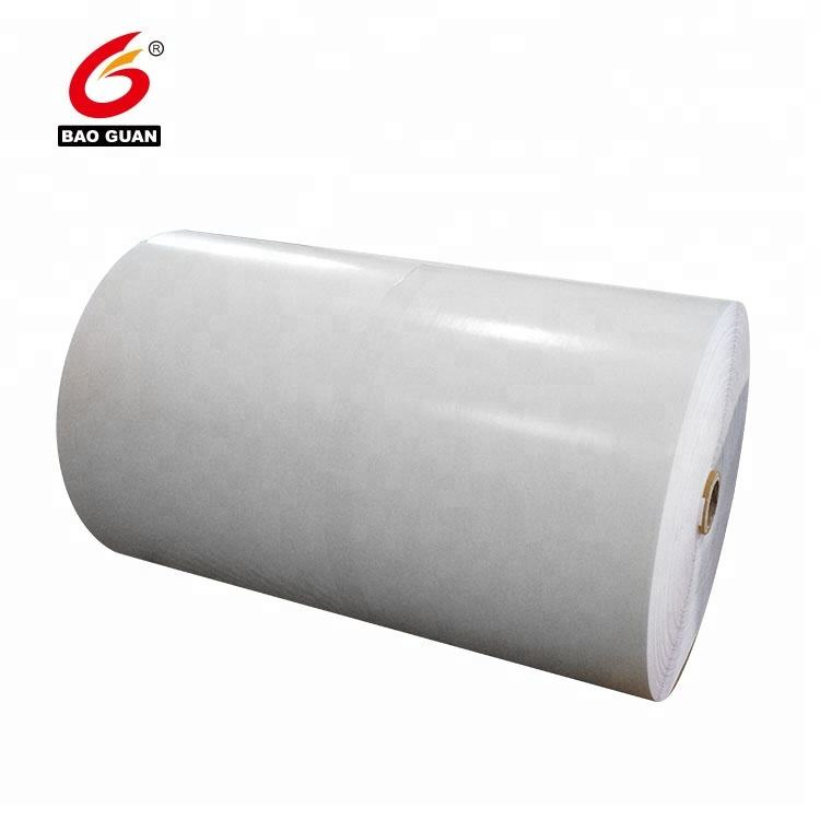 Small roll high quality release paper jumbo roll/PE coated paper/silicone paper with die cutting