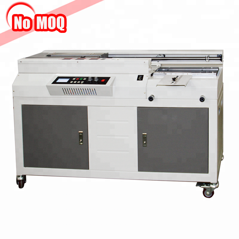 3 years warranty electric High speed perfect binding machine manufacturer binder