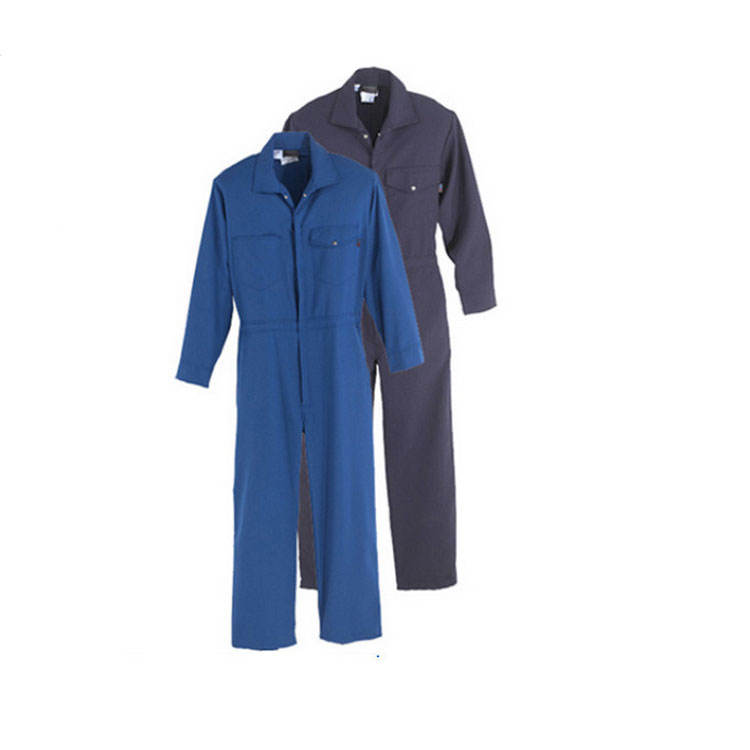 FR Working uniforms Firefighter Protective Coverall Suit