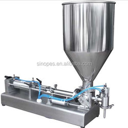 Table Model Small Size Cream Filling Machine, mini size Filler