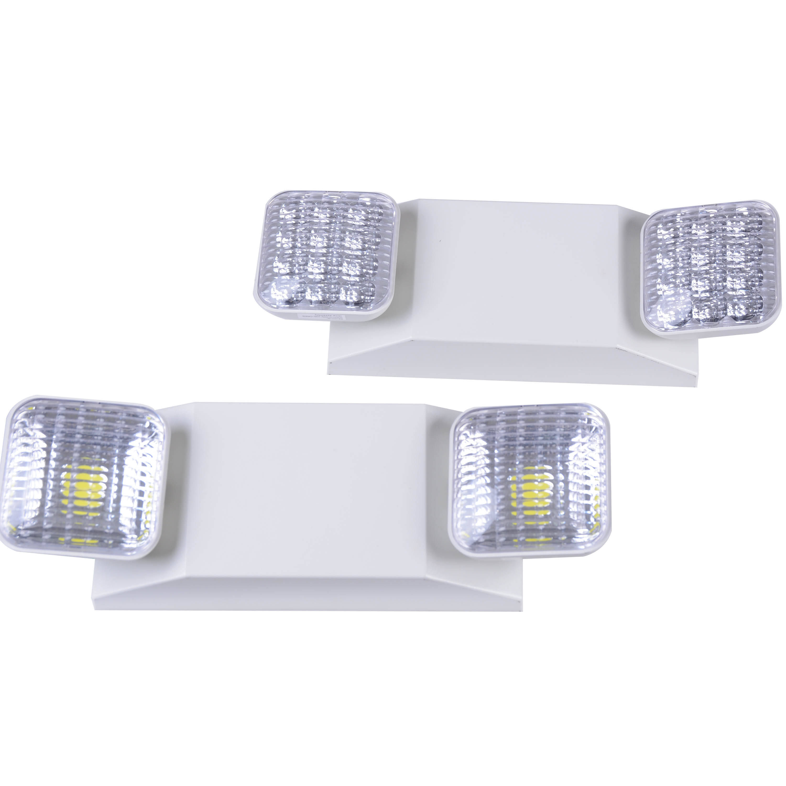 UL cUL Listed Emergency LED Light dual head emergency light