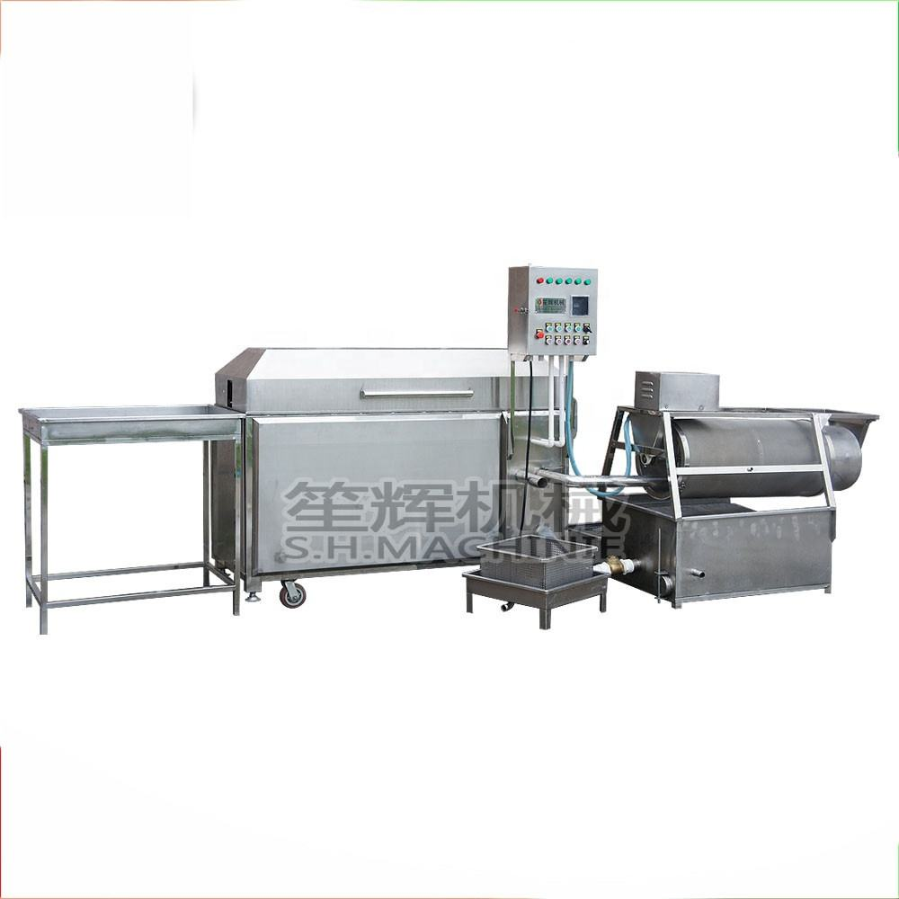 Automatic frozen fish cleaning machine fillet cutting machine processing equipment for sale price
