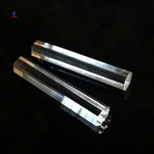 Custom-made Hexagonal Prisma Solar Glass Light Guide Prism