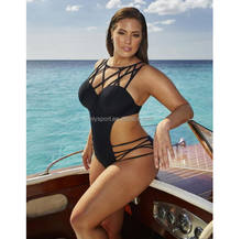 OEM customize swimsuit Manufacturer sexy girls swim suit womens plus size bathing suits