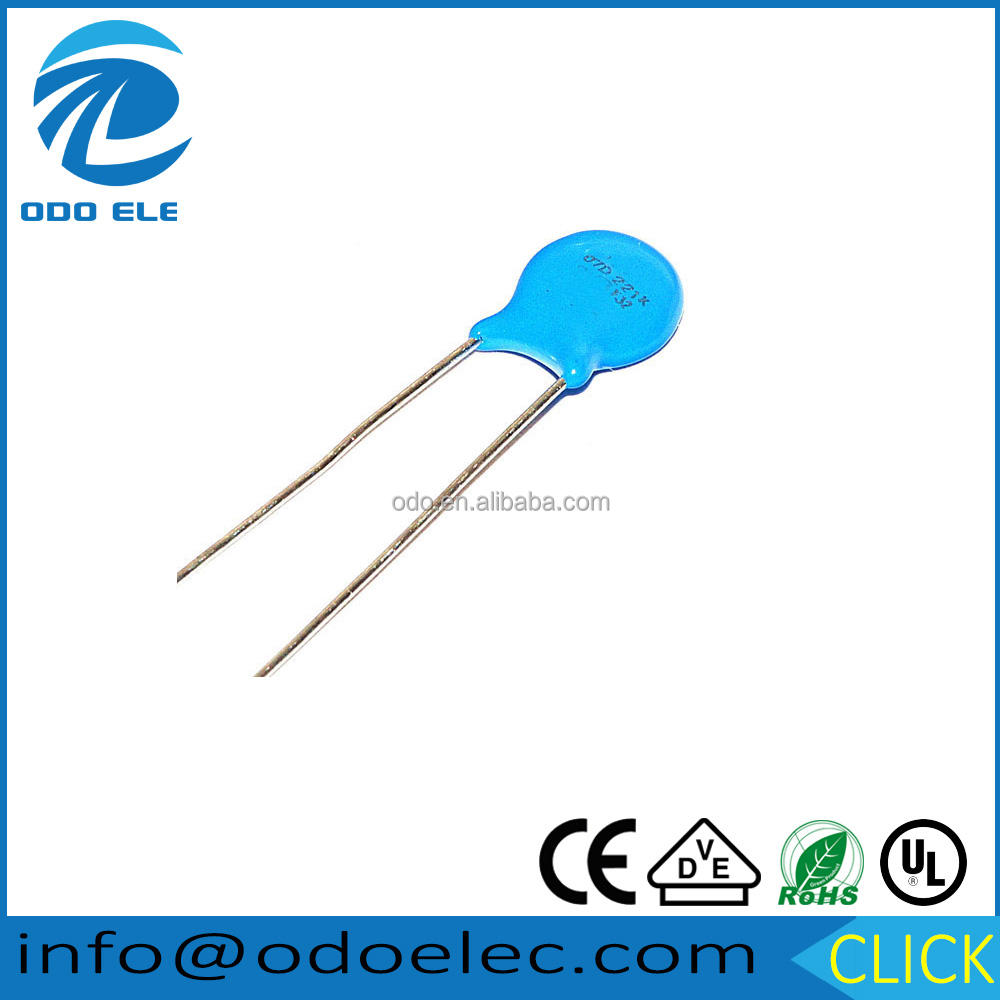 Varistors THERMALLY PROTECTED VARISTOR 20MM 50 pieces