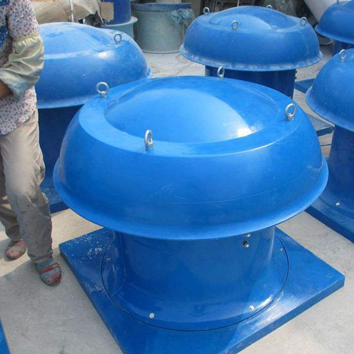 High efficiency Industrial frp roof exhaust fan/ventilation blower fan