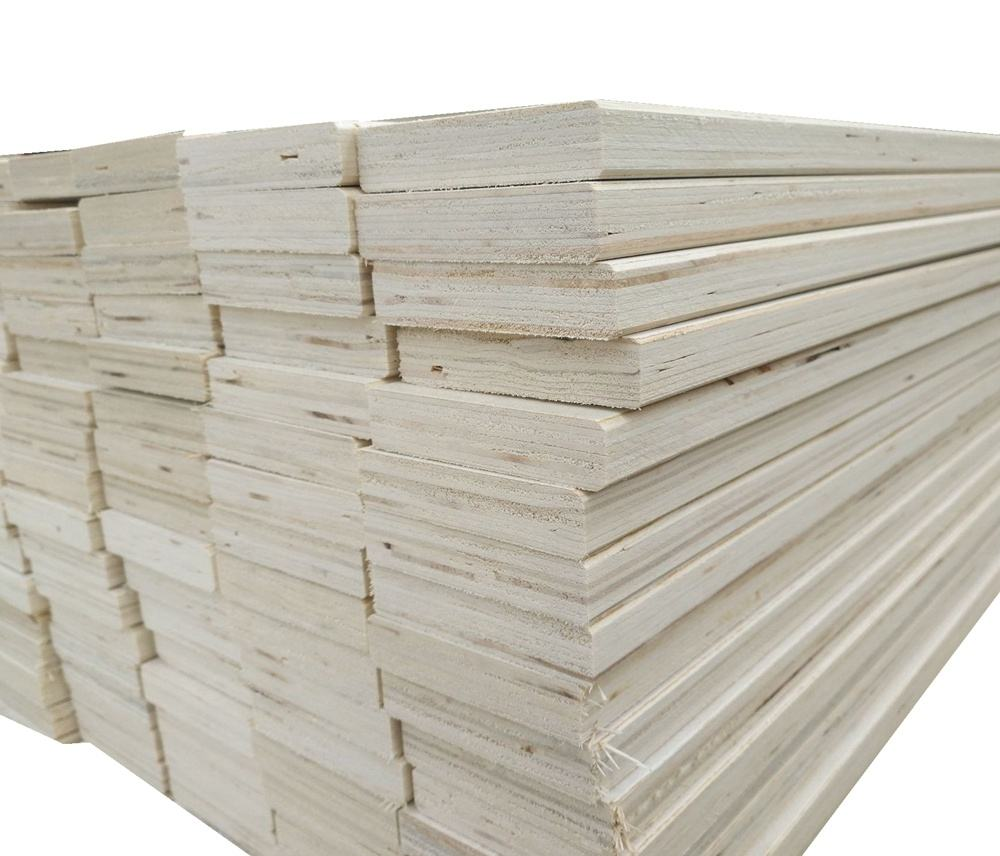 Wholesale Price LVL Packing Plywood 2x4 Lumber for LVL Pallet