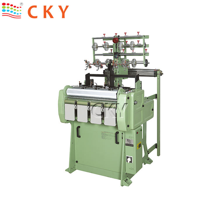 CKY 2110 2 Tapes High Cotton Belt Making machine
