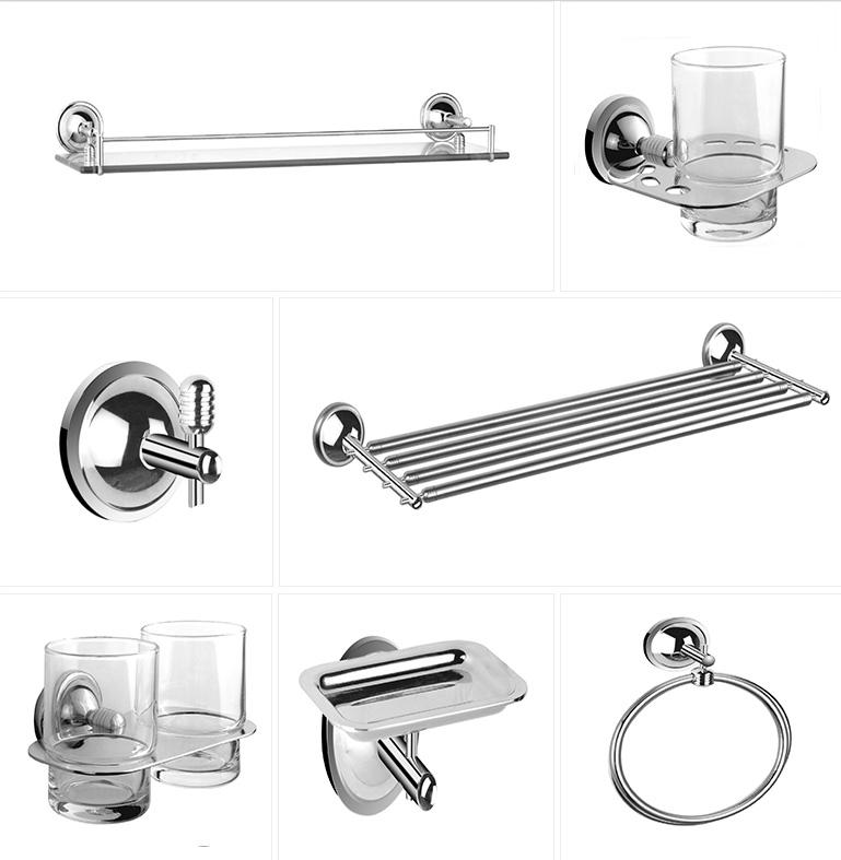 7000High Rated Simply Elegant Bathroom Accessories Set