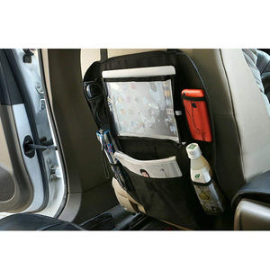 Car Back Seat Organizer for Travel with Baby Storage Bags Backseat Car Organizer