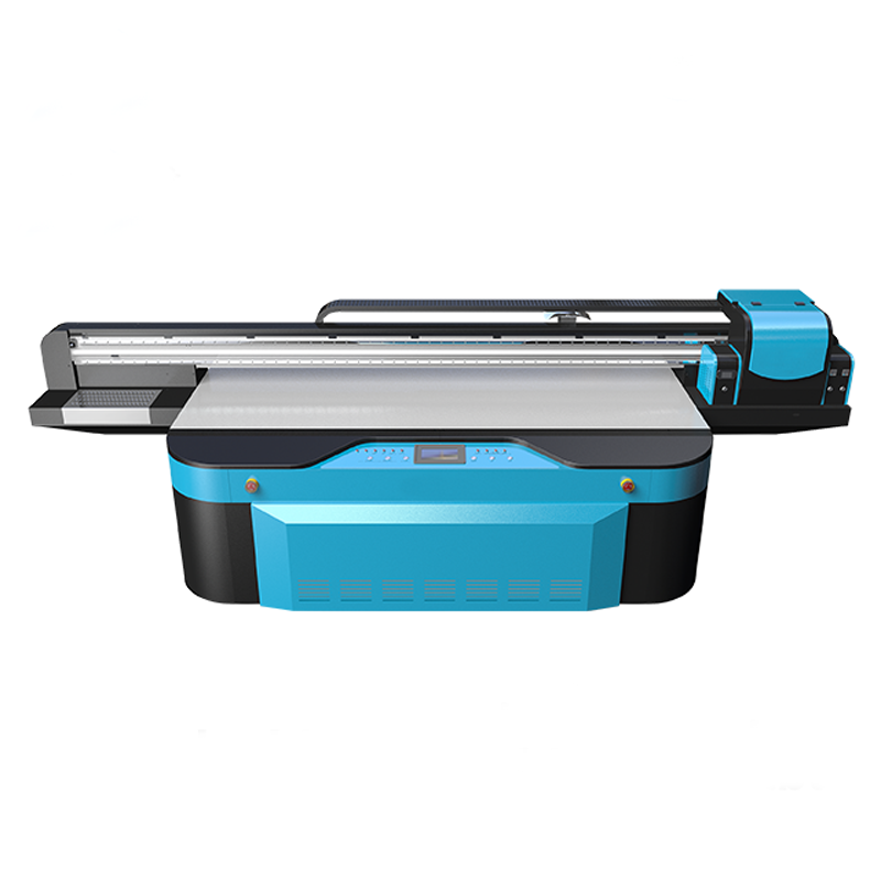 Wide Format Industrial UV Led Printer machine Flat surface Led UV Printer Glass Wood printer with Gen5 Head