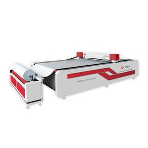 Computer automatic fabric laser cutting machine laser cutter for textile