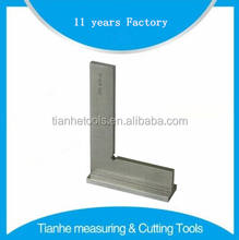 High Precision Angle Degree Gauge 45 60 90 120 135 Degree Flat Knife Beveled Edge Squares DIN 875 Grade 00 0 1 2 With Wide Base